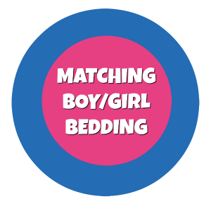 Boy Twin Baby Bedding Sets Png